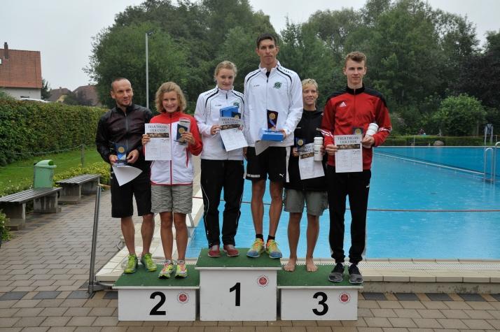 Sieger Lipperlandtriathlon 2015