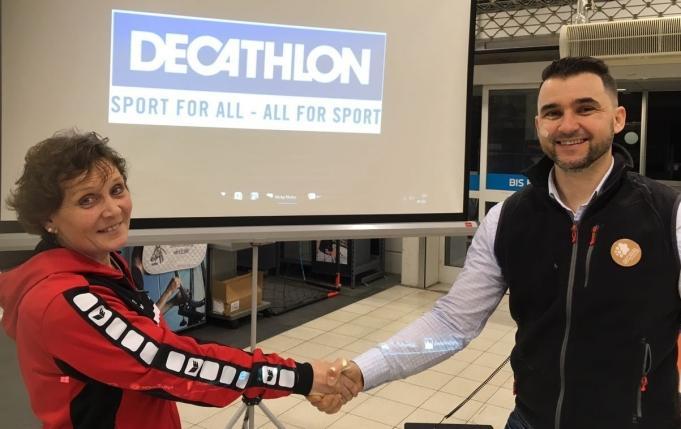 Sponsor Decathlon
